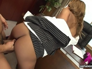 japan sexy secretary girls video