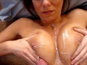 chicks with dicks cumshots