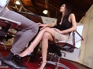 office tied force sex video