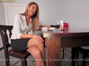 Pantyhose Footjobs