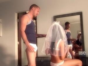 butt ass feet brides pictures