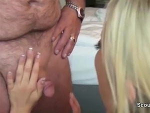 huge german facial goo free pics