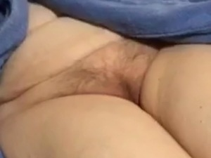 close up dripping wet pussy