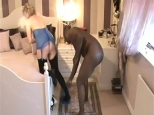 movie of man undressing his wife