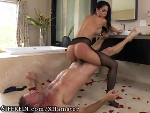 Rocco Facials and ASS Fucks Super Horny Babes