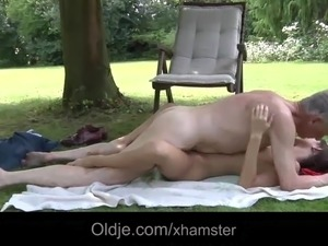 old and young sex stories