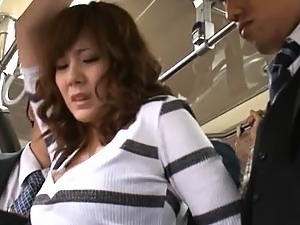 public train asian sex videos