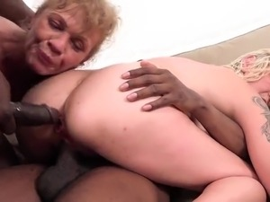 black anal whore