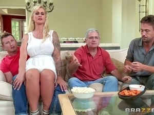 wife kitchen sex