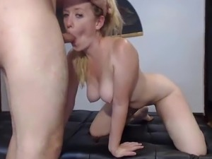wife takes hard ass fuck