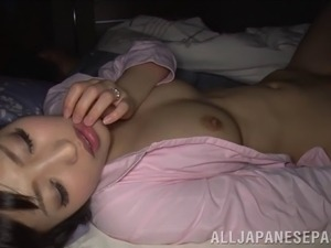 Business girl fucked while sleeping