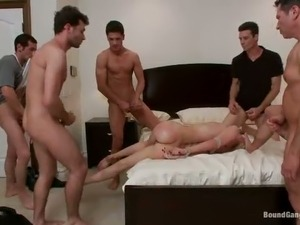 petite gangbang galleries