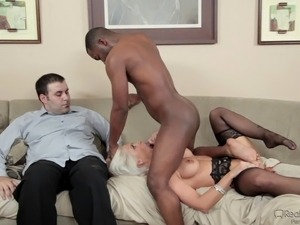 interracial porn cheating