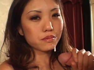 girl gives guy anal first time