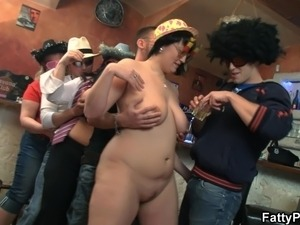 naked asians group sex