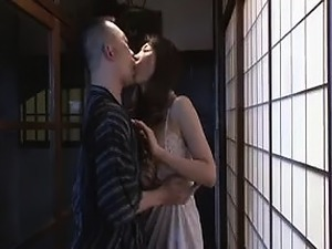 freind cums in my japanese wife