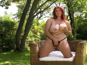 bbw big boobs video