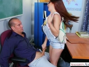 shy teacher fuck videos for free