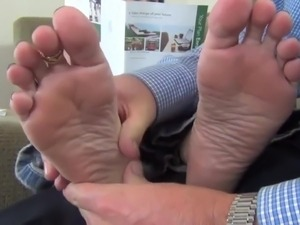 foot pussy gallerie