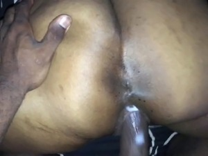creamy orgasm from sex machine