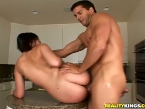 hard sex house wife