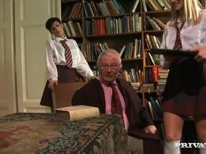 strip naked school girls