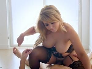 Sex scene kitchen