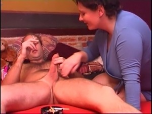 porn old women with young boys