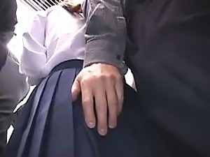 school girl brunettes give blowjob