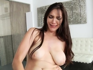 Beautiful huge breasts