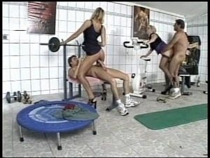 vintage german threesome porn