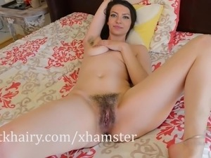 brunette babe ffm video