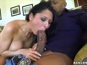 Interracial black sex
