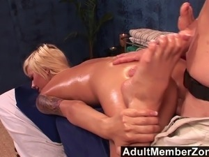 sexy asian massage video