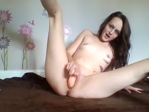 Teen dildo movies