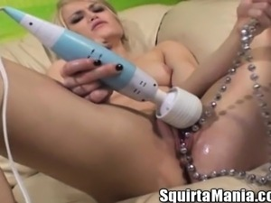 amateur squirt party video