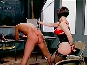 ebony dominatrix free video