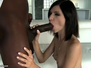 interracial anal creampies
