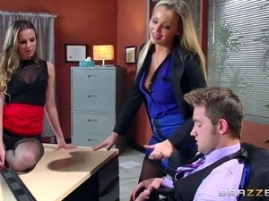 Secretary movie sex scene