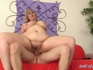 sexy hot blond wife getting fucked