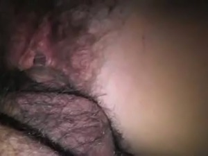 wild sex closeup