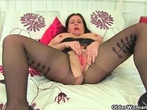 mature nylon tease sex videos