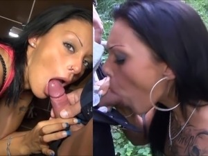 How to cum in her mouth