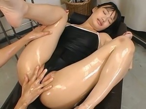 horny asian girl massage videos