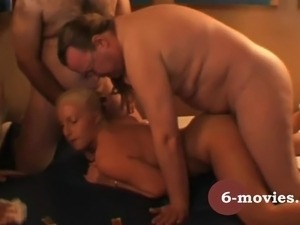 free bubble butt gangbang movies