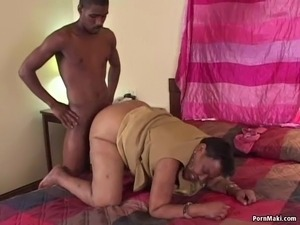 grannie oral sex