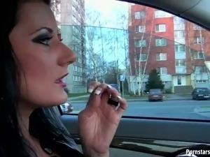 wife cheating cream inside her vids