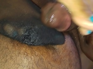 picture gallieris ebony footjob