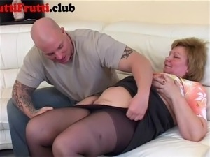 First anal sex movie