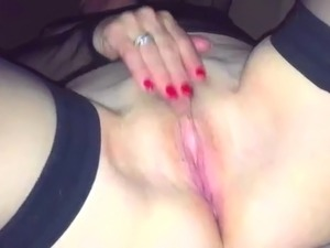 hands on pussy